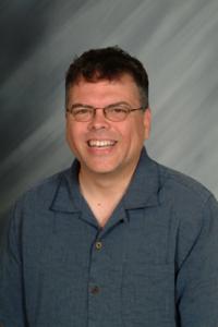 Russ Bantin, new teach TRF